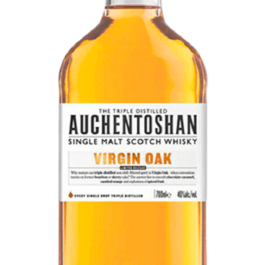 AUCHENTOSHAN VIRGIN OAK + GB 700ML