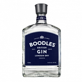 BOODLE BRITISH GIN 700ML