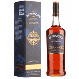 BOWMORE BLACK ROCK 1L