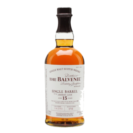 BALVENIE 15YRS SINGLE BARREL 700ML