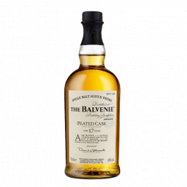 BALVENIE 17YRS PEATED CASK 700ML