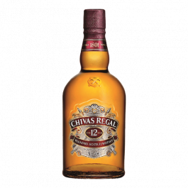 CHIVAS REGAL 12YRS 750ML