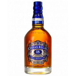 CHIVAS REGAL 18YRS 750ML