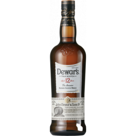 DEWARS 12YRS 750ML