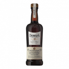 DEWARS 18YRS 750ML