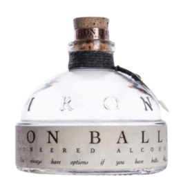 IRON BALLS GIN 700ML