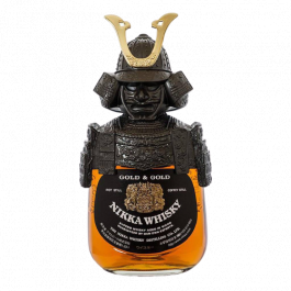 NIKKA GOLD & GOLD SAMURAI EDITION 700ML