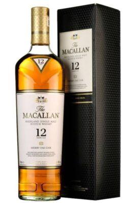 MACALLAN 12YRS SHERRY CASK 700ML