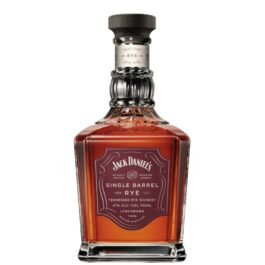 JACK DANIEL'S SINGLE BARREL RYE 750ML
