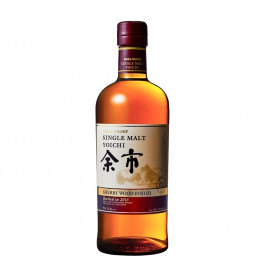 NIKKA YOICHI SHERRY WOOD FINISH 700ML
