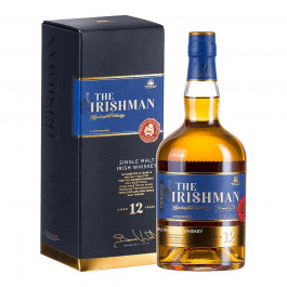 THE IRISHMAN 12 YRS  700ML