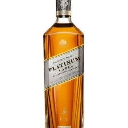 JOHNNIE WALKER PLATINUM LABEL 18YRS 750ML