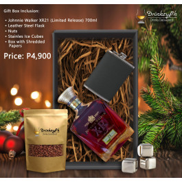 JOHNNIE WALKER & SONS XR21 (LIMITED RELEASE)700ML GIFT SET