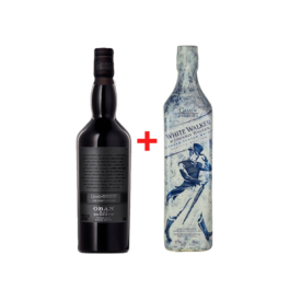 GAME OF THRONES OBAN 750ML + FREE WHITE WALKER 700ML