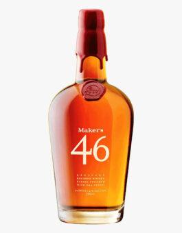 MAKER'S 46 KENTUCKY BOURBON WHISKY 750ML
