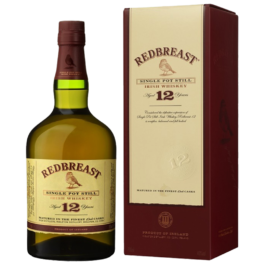 REDBEAST 12YRS  IRISH WHISKY 700ML