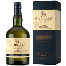 REDBEAST CASK STRENGTH AGED 12YRS 700ML