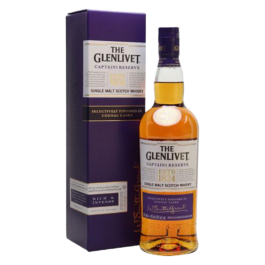 GLENLIVET'S CAPTAIN'S RESERVE 700ML