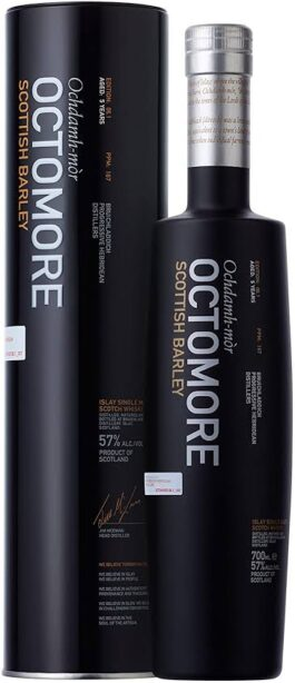 BRUICHLADDICH OCTOMORE 06.1 5YRS 700ML