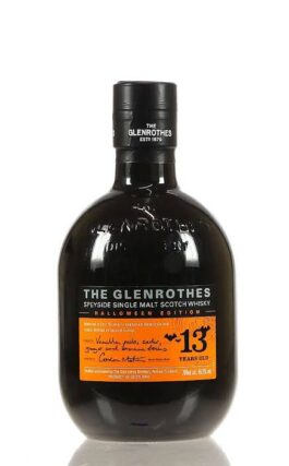 GLENROTHES 13YRS 2004(HALLOWEEN LIMITED EDITION)