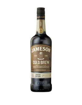 JAMESON COLD BREW COFFEE INFUSED IRISH WHISKEY 700ML