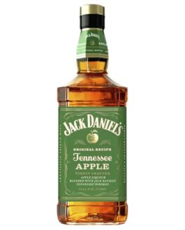 JACK DANIEL'S TENNESSEE APPLE 700ML