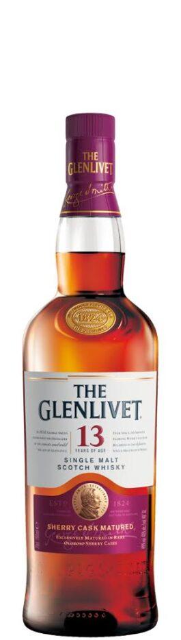 GLENLIVET 13YRS SHERRY CASK 40%ABV (TAIWAN EDITION)