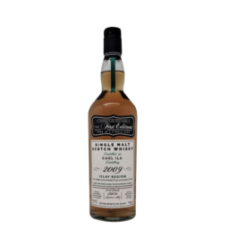 THE FIRST EDITIONS DISTILLED AT CAOL ILA DISTILLERY2009 8YRS 58.8%