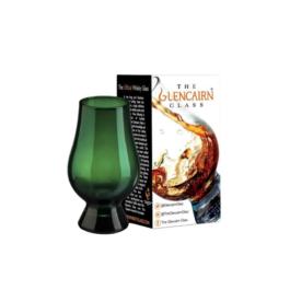 GREEN GLENCAIRN WHISKEY GLASS