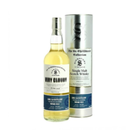 SIGNATORY VINTAGE UNCHILL- FILTERED CAOL ILA 7YRS  VERY CLOUDY 2013 40% 700ML