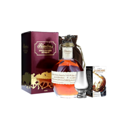 BLANTON'S RED(LIMITED EDITION) POUCH & GLENCAIRN 750ML